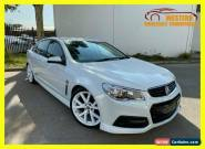 2014 Holden Commodore VF SS Sedan 4dr Spts Auto 6sp 6.0i [MY14] White Automatic for Sale